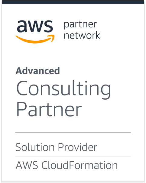 AWS Partner Network: Advanced Consulting Partner - Solution Provider, AWS CloudFormation